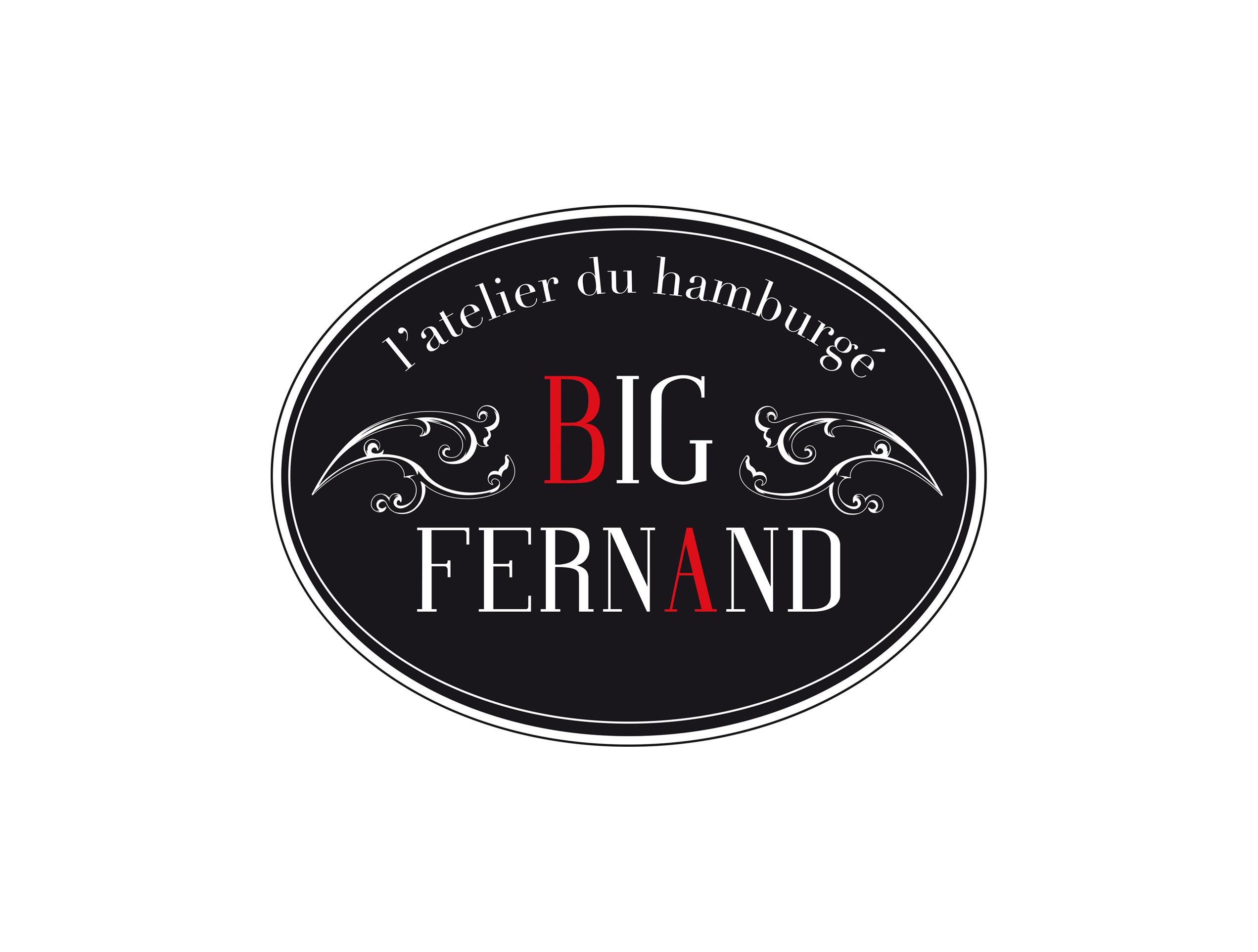 Logo noir ©Big Fernand
