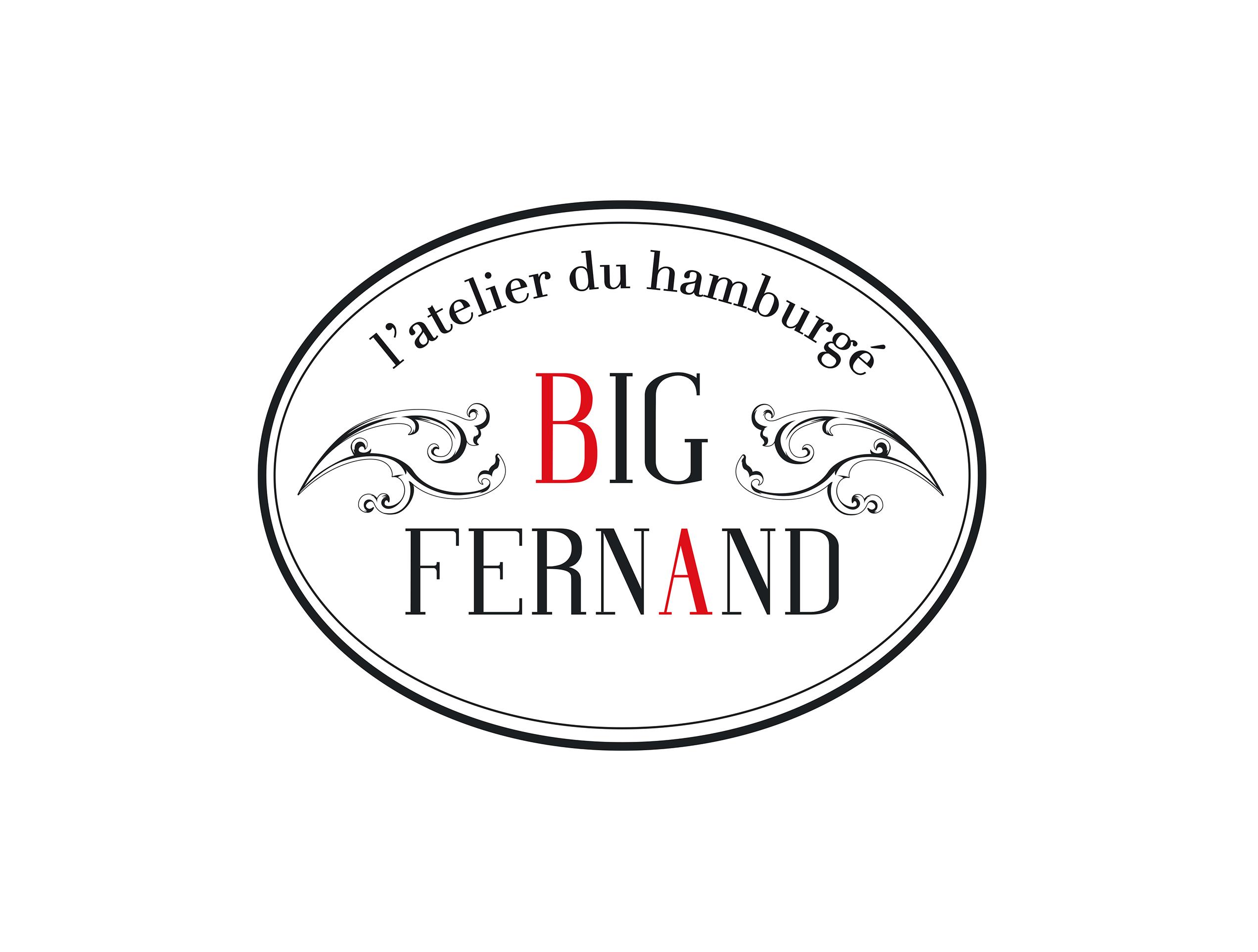 Evidemment l'Agence | Logo blanc ©Big Fernand