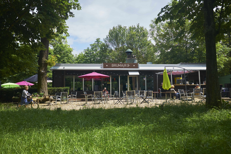 Evidemment l'Agence | Terrasse Snack - Brumaire